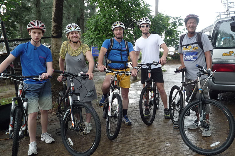 Koh Yao Noi One Day Biking Tour