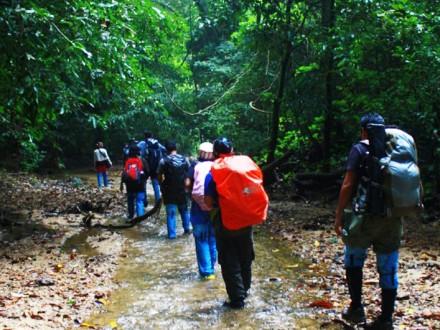 Khao Luang Trekking Tour